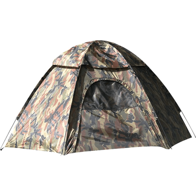 OPSGEAR:Camo 3-Man Hexagon Dome Tent - Rothco