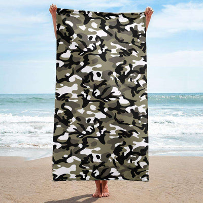 OPSGEAR:Chinese Army Winter Woodland CAMO Towel