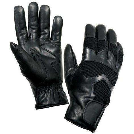 OPSGEAR:Cold Weather Leather Shooting Gloves - Rothco