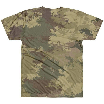OPSGEAR:Colorful Multicam Poisonous CAMO T-Shirt