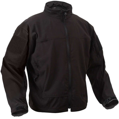 OPSGEAR:Covert Ops Light Weight Soft Shell Jacket - Rothco