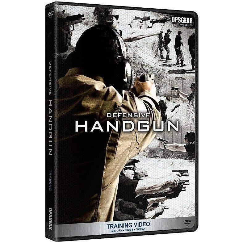 OPSGEAR:Defensive Handgun DVD