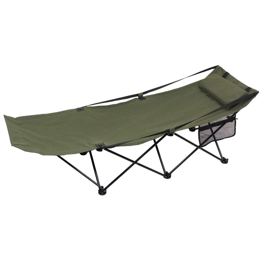 OPSGEAR:Deluxe Folding Camping Cot - Rothco