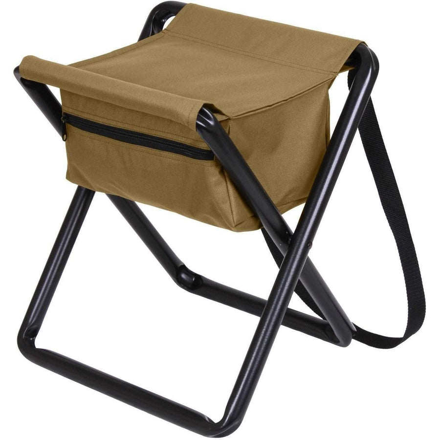 OPSGEAR:Deluxe Stool With Pouch - Rothco