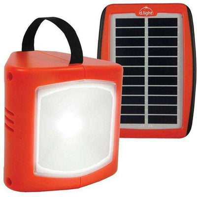 OPSGEAR:D.LIGHT SOLAR LANTERN AND MOBILE CHARGER