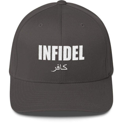 OPSGEAR:Embroidered Flexfit INFIDEL Low Profile Cap