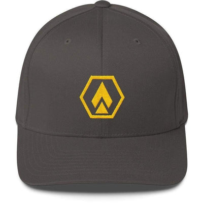 OPSGEAR:Embroidered Flexfit LOGO Low Profile Cap