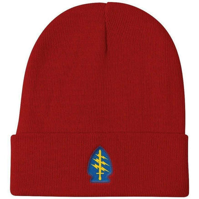 OPSGEAR:Embroidered Special Forces Patch Knit Beanie