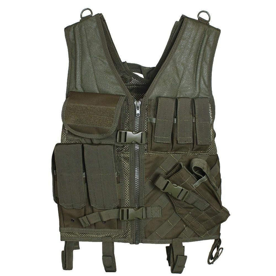 OPSGEAR:FOX Assault Cross Draw Vest