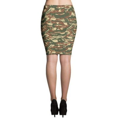 OPSGEAR:French Lizard CAMO Skirts