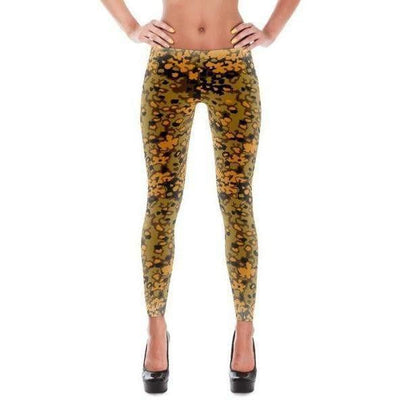 OPSGEAR:German WWII SS OakLeaf Autumn CAMO All-Over Leggings