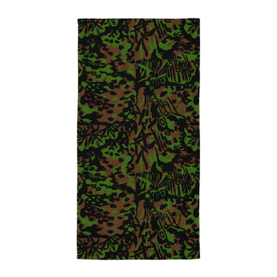 German WWII SS Palm Spring CAMO Towel - OPSGEAR