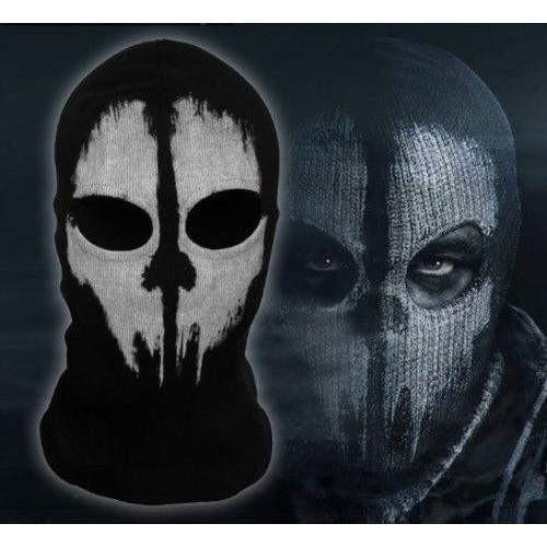 OPSGEAR:Ghost Full Face Mask Balaclava
