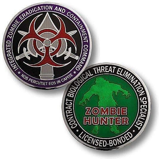OPSGEAR:Integrated Zombie Eradication and Containment Command - HUNTER