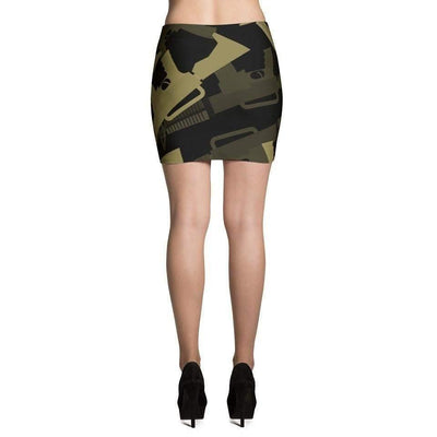 OPSGEAR:M4 CAMO Mini Skirts