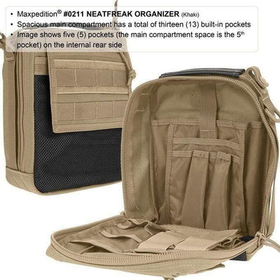 OPSGEAR:Maxpedition NeatFreak Organizer