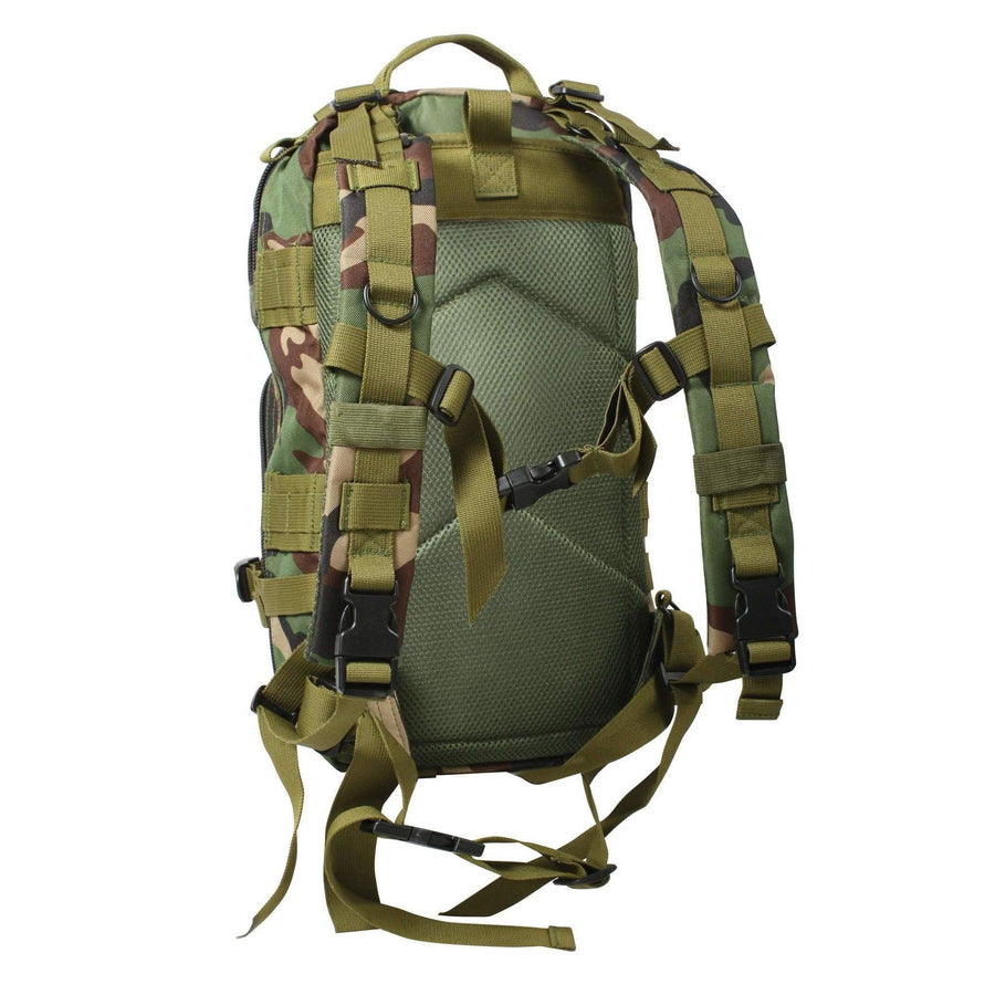 OPSGEAR:Medium Transport Pack - CAMO Colors - Rothco