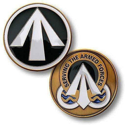 OPSGEAR:Military Surface Deployment and Distribution Command Challenge Coin