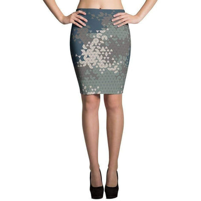 Military Triangle CAMO Skirts - OPSGEAR