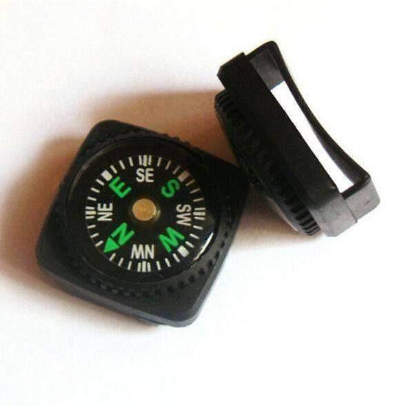 Mini Wrist Watch or Paracord Wrist band Compass - OPSGEAR
