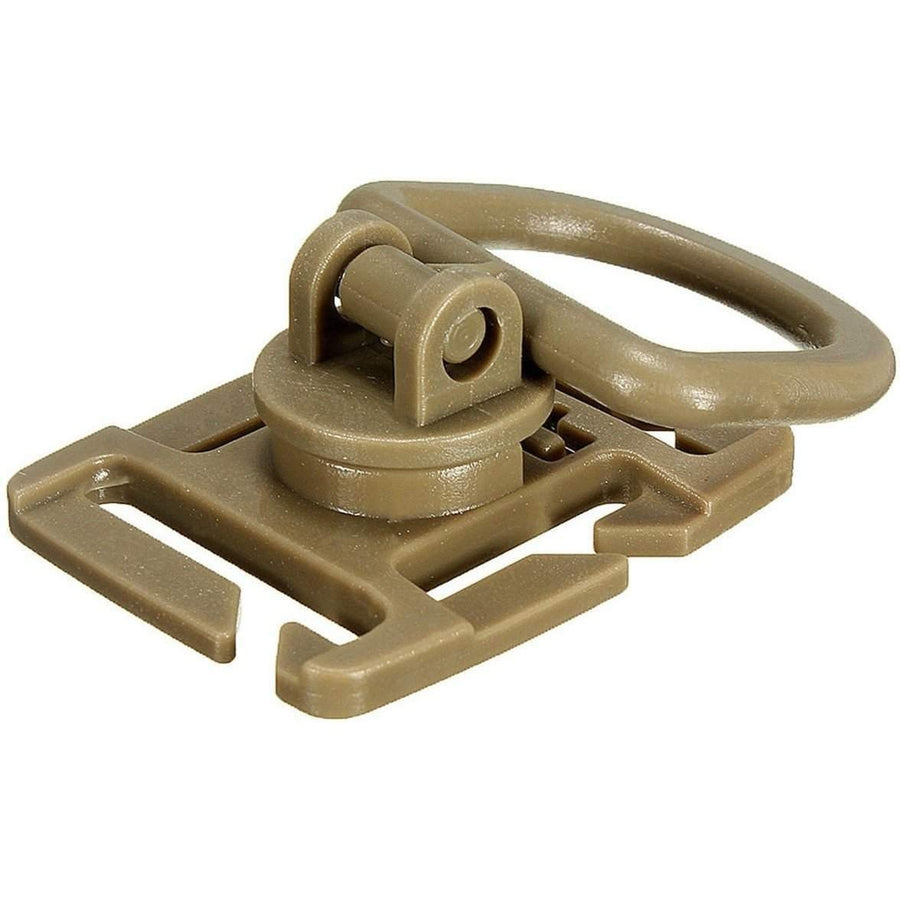 MOLLE Buckle Locking Snap D-ring - OPSGEAR