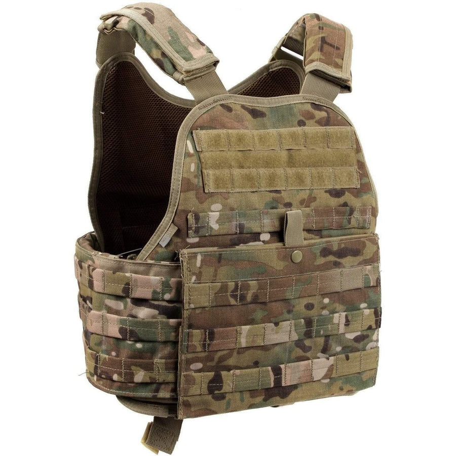 MOLLE Plate Carrier Vest - Multicam - Rothco - OPSGEAR