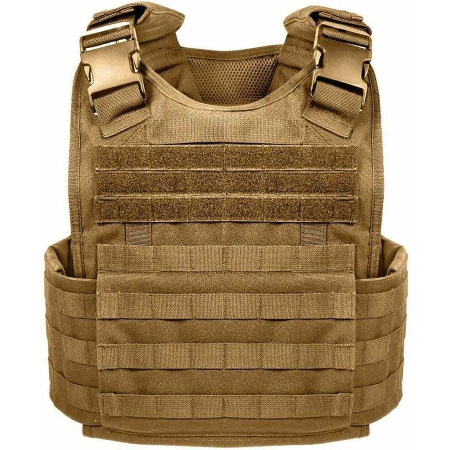 MOLLE Plate Carrier Vest - Rothco - OPSGEAR