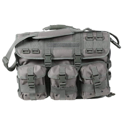 MOLLE Tactical Laptop Briefcase - Rothco - OPSGEAR