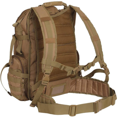 Multi-Chamber MOLLE Assault Pack - Rothco - OPSGEAR