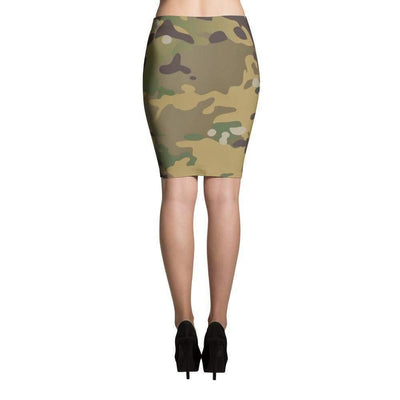Multicam CAMO Pencil Skirt - OPSGEAR