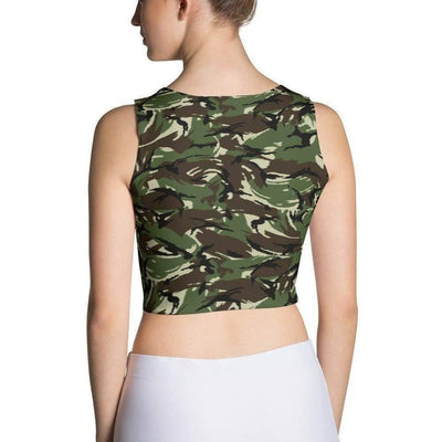 New Zealand DPM Swandri CAMO Sublimation Cut & Sew Crop Top - OPSGEAR