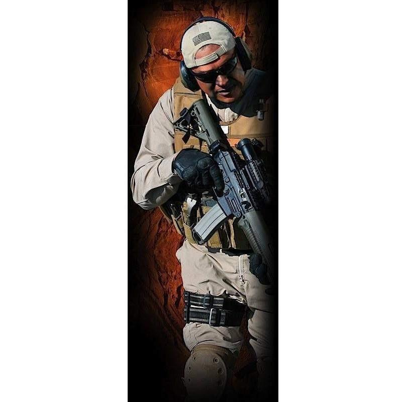 "OPSGEAR Assault Decal - 2.25"" x 6"" - OPSGEAR"