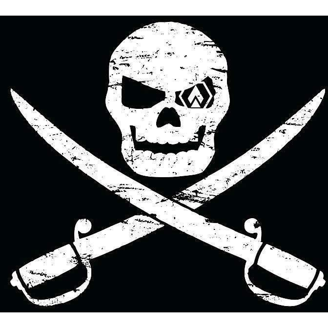 "OPSGEAR Calico Jack Decal - 3"" x 3"" - OPSGEAR"