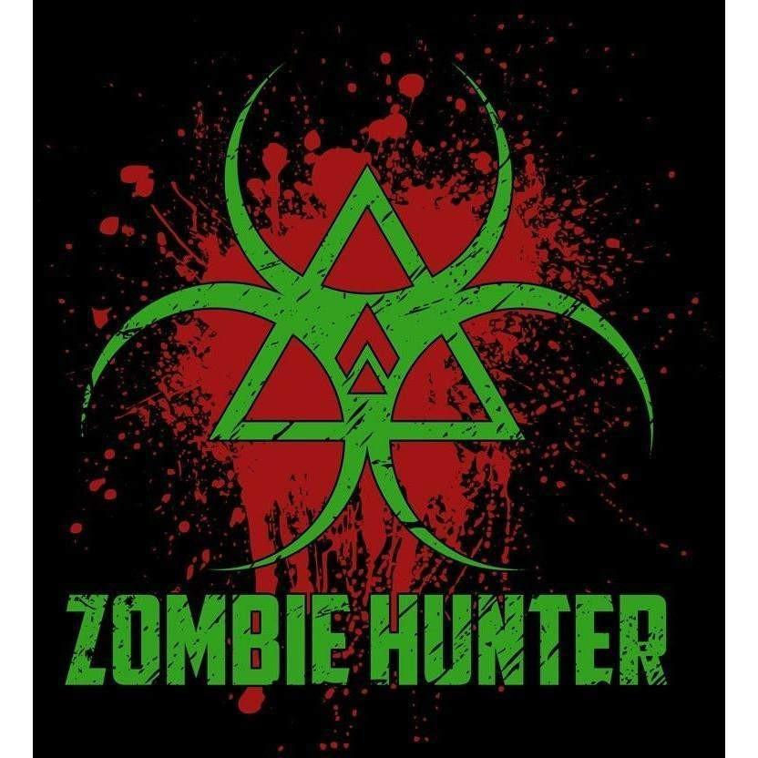 "OPSGEAR Zombie Hunter Decal - 3"" x 3"" - OPSGEAR"