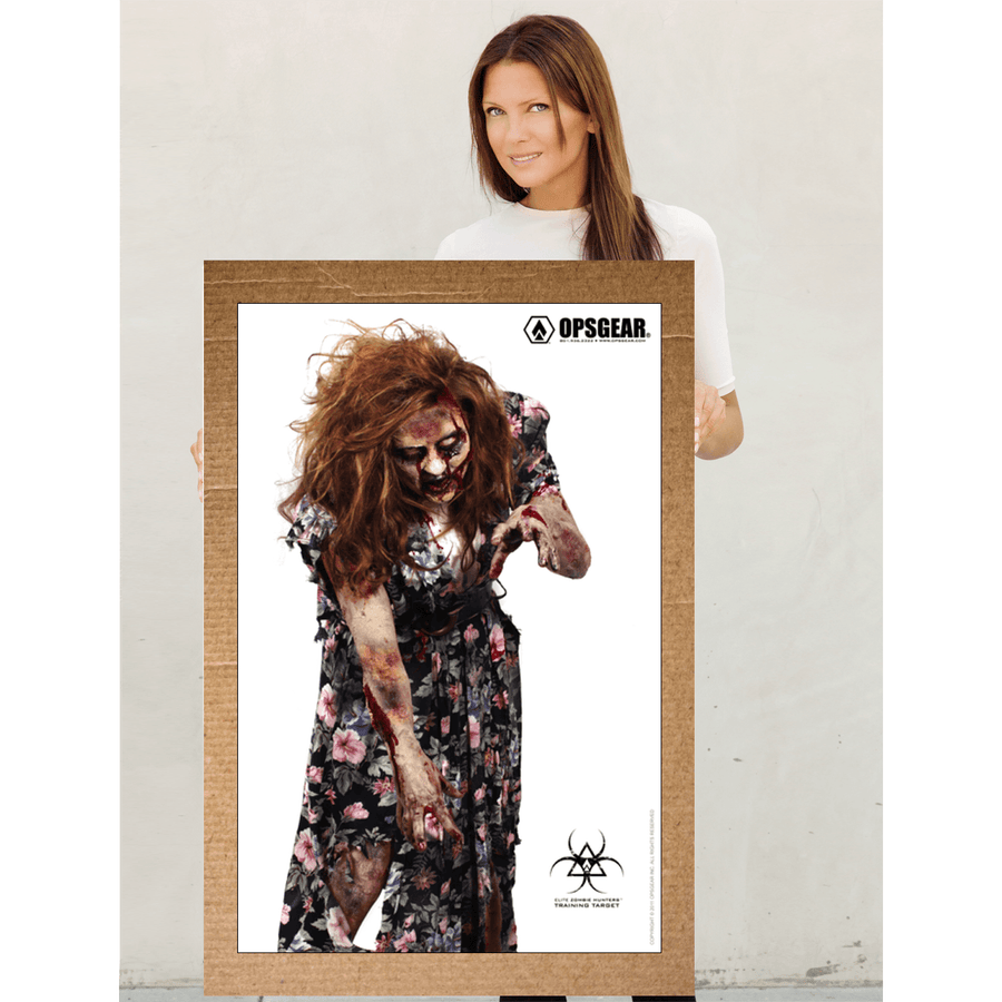 OPSGEAR® Church Lady Zombie Target PACK - OPSGEAR