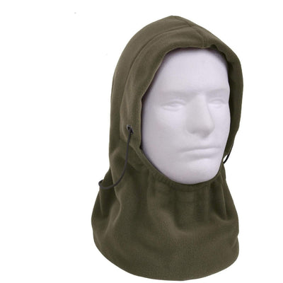 Polar Fleece Adjustable Balaclava - Rothco - OPSGEAR