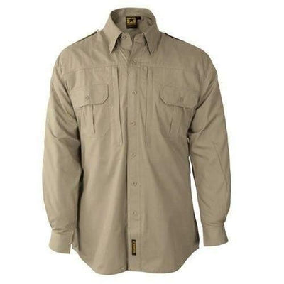 Propper Men's Tactical Shirt - Long Sleeve - Poplin - OPSGEAR