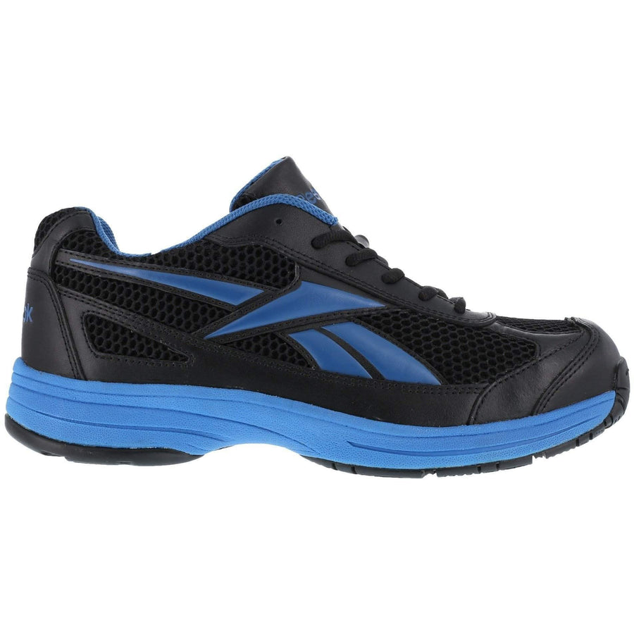 Reebok Athletic Cross Trainer - Black with Blue Trim - OPSGEAR