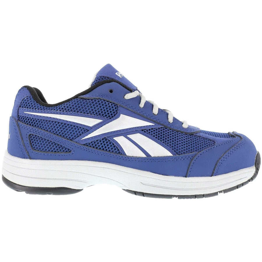 Reebok Ketee Reflective Athletic Cross Trainer - Blue with Silver/Grey Trim - OPSGEAR