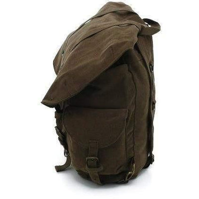 Rothco Vintage Weekender Canvas Backpack - Rothco - OPSGEAR