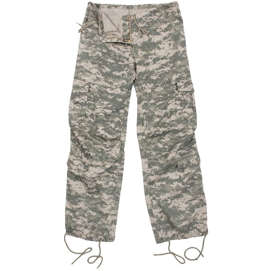 Rothco Womens Camo Vintage Paratrooper Pants - Rothco - OPSGEAR
