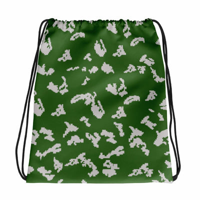 Russian Sunray Gray CAMO Drawstring bag - OPSGEAR