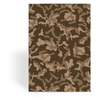 Russian Woodland Brown CAMO Greeting Card - OPSGEAR