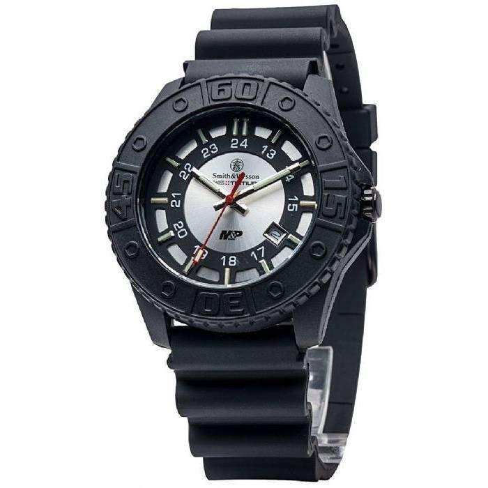 Smith & Wesson Military and Police Watch - Silver - OPSGEAR