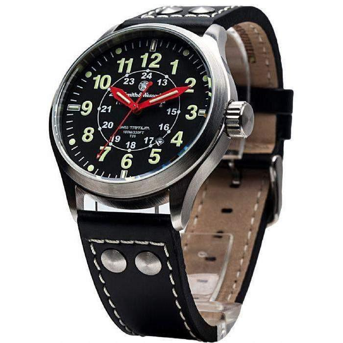 Smith & Wesson Mumbai Lamplighter Watch - OPSGEAR