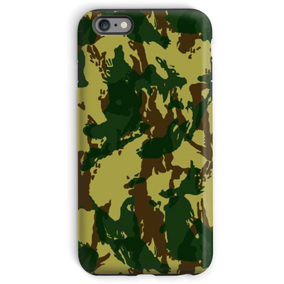 South African Transkei CAMO Phone Case - OPSGEAR