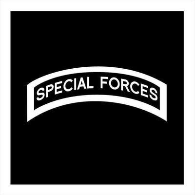 "Special Forces Tab 7"" Vinyl - OPSGEAR"