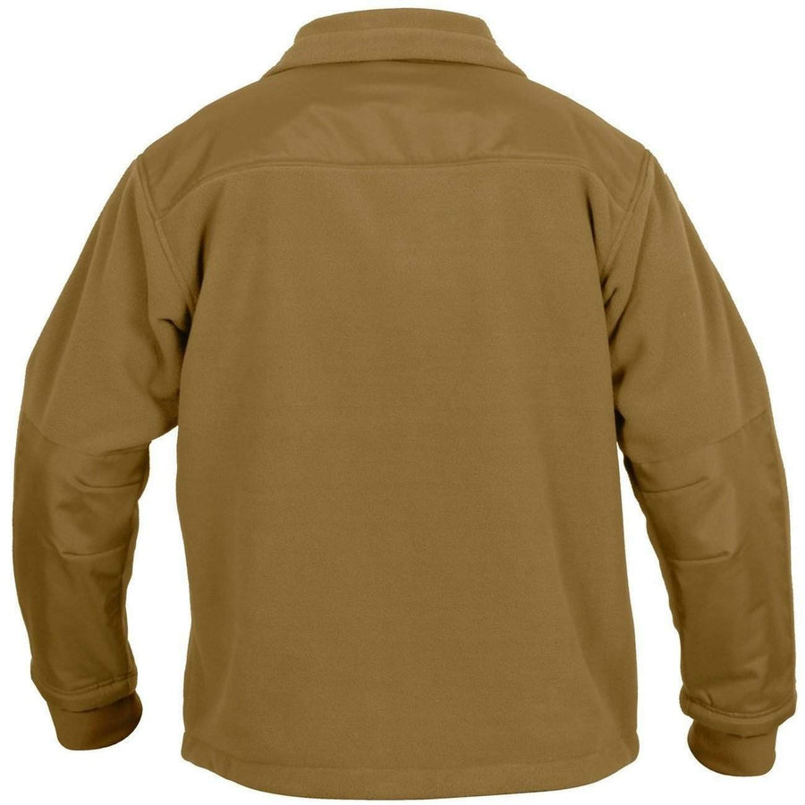 Special Operations Tactical Fleece Jacket - Rothco - OPSGEAR