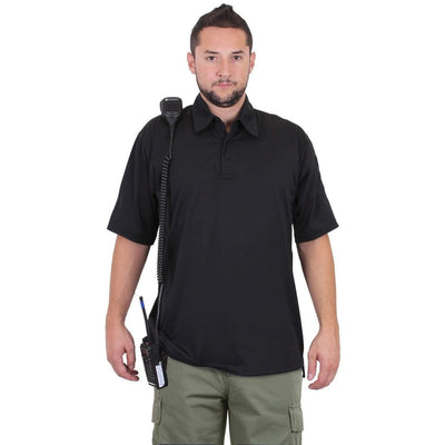Tactical Performance Polo - Black - Rothco - OPSGEAR