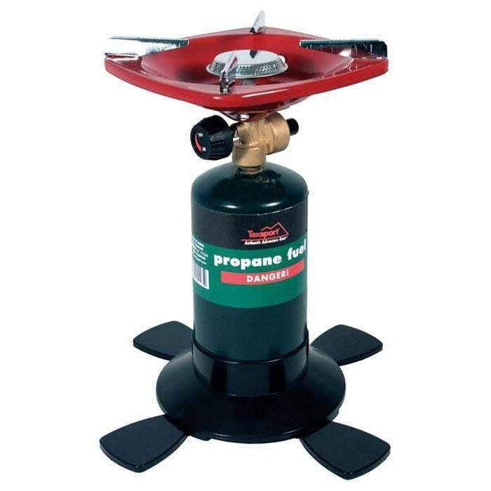 TEXSPORT SINGLE BURNER PROPANE STOVE - OPSGEAR